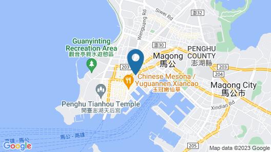 Penghu Royal Map