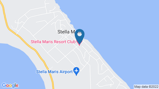 Stella Maris Resort Club Map