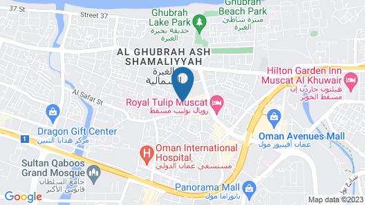 Dmas Hotel Map