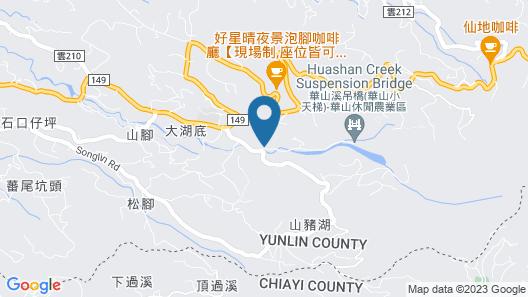 Tian Xiu Mountain Village Map