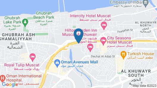 CITY PARK HOTEL APARTMENTS Map