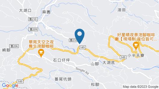 Hua Yi Homestay Map