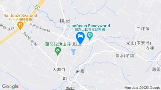 Janfusun Resort Hotel Map