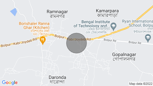 CHOTTONEER HOMESTAY. Map