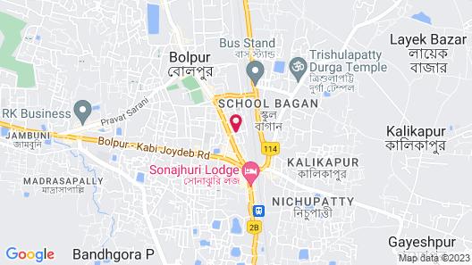 OYO 39699 Hotel Balaka International Map