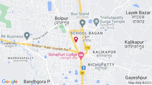 Hotel Balaka Inn Map