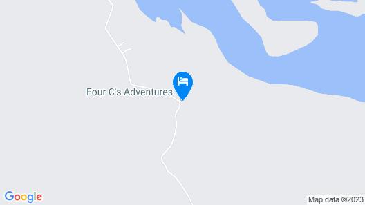 Creekside Cottages Map