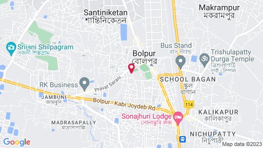Hotel Royal Bengal Map