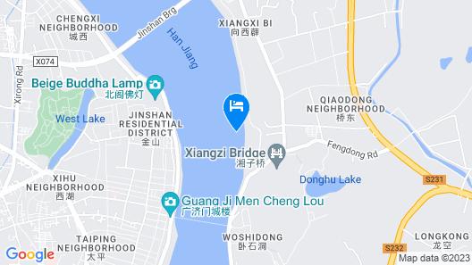 Dongmen Inn Map