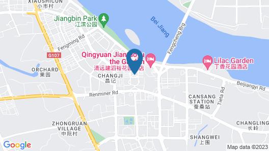 Vatican's Home Qingyuan Map