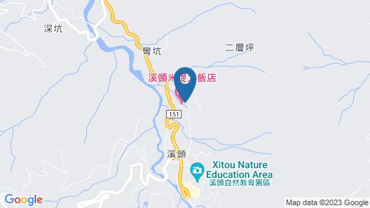 The Chitou Lemidi Hotel Map