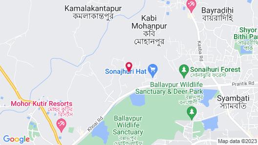 Bhalobasa Residency Map