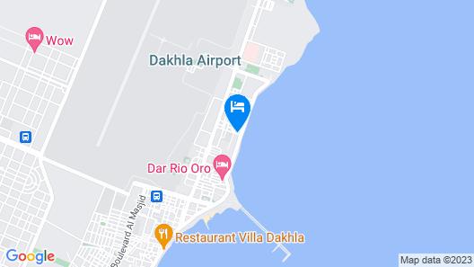 Buena Vista Hotel Map