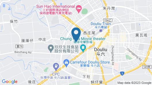 Formosa Hotel Map