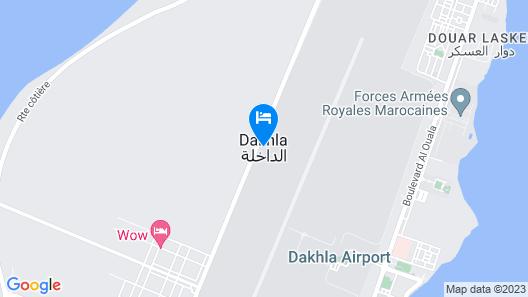 Dakhla White House Map