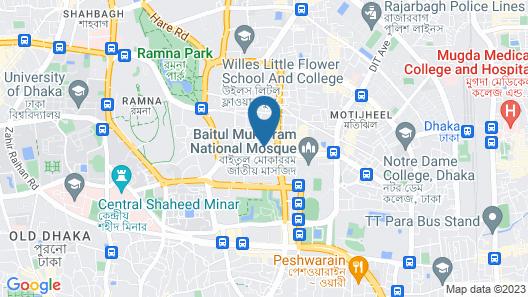Hotel Royal Palace Pvt Ltd Map