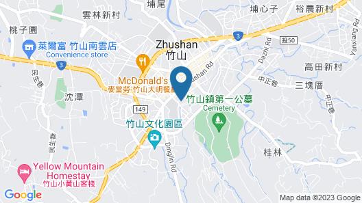 Xin An Hotel Map