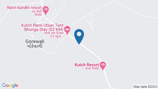 Kutch Classic Rider Camp Map