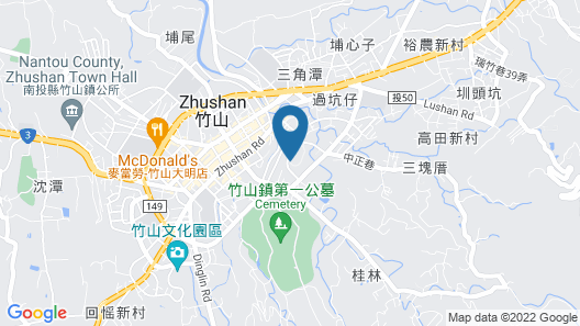 Green Bamboo Shoots Homestay Map