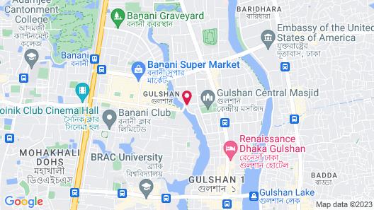 Jatra Rooms Map