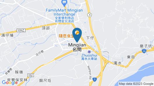 Xianghe Hotel Map