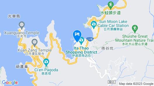Cherng Yuan Hotel Map