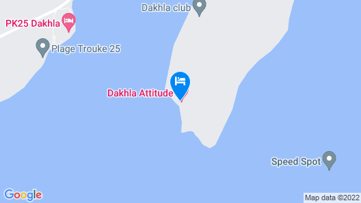 DAKHLA ATTITUDE Map