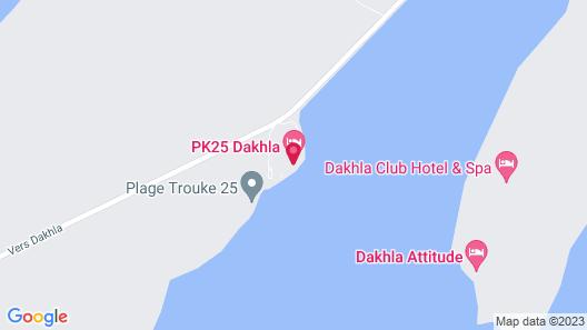 PK 25 Map