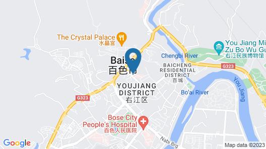 Wanda Jin Baise Map