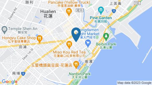 Arsma Hotel Map