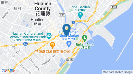Full Kind Hotel Map