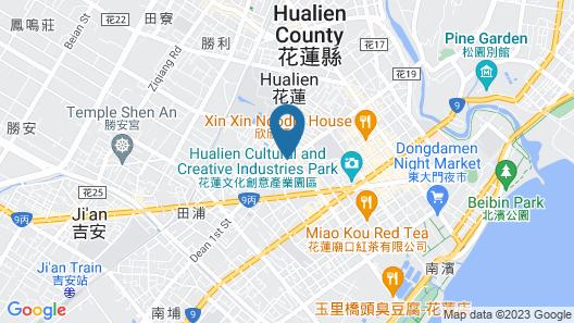 Cullinan Hotel Map