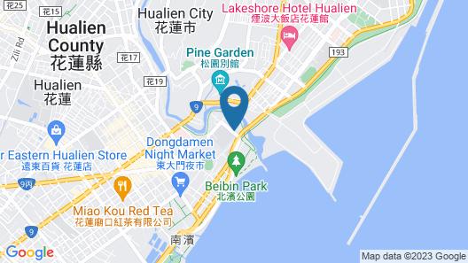 Fairy Tale Sea Motel Map