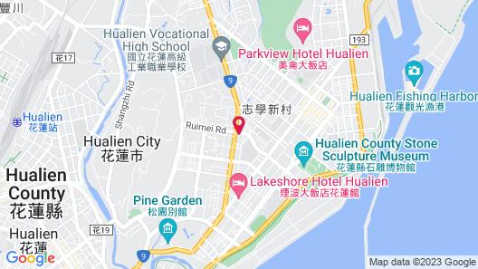Whiteinn house Map