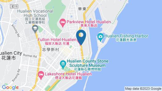 Fullon Hotel Hualien Map