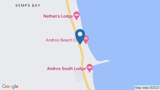 Andros Beach Club Map