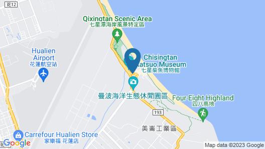 Hai Sheng Wei B&B Map
