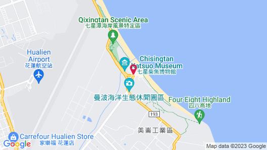 I See U Inn Map