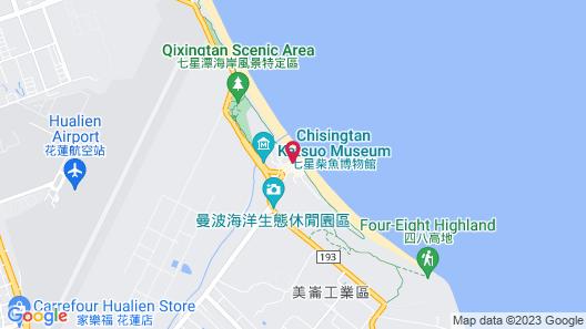 Sunrise Hotel Map