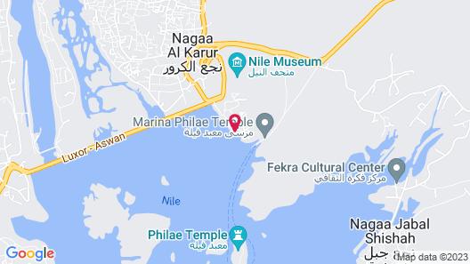 Villa Misk Map