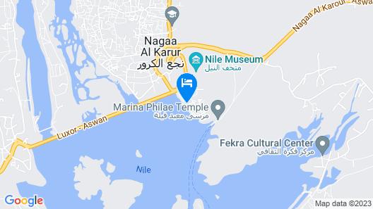 Takela Kato Map
