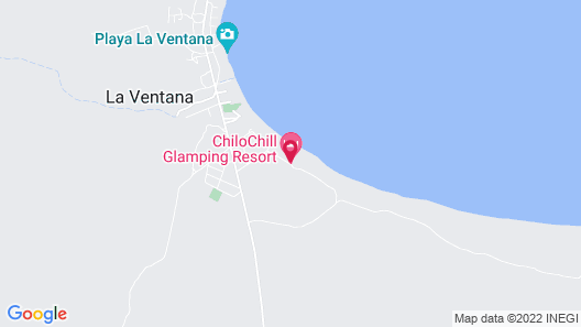 ChiloChill Glamping Resort Map