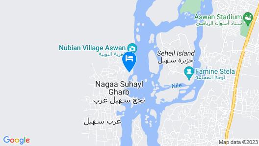 Kato Dool Nubian House Map