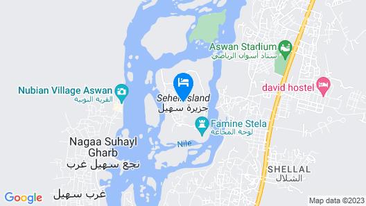 Dawy House Map