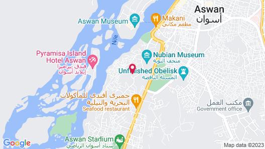 Basma Executive Club Map