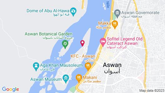 Taharka Nubian House Map