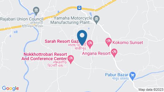 Sarah Resort Map