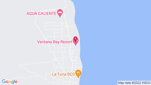 Ventana Bay Resort Map