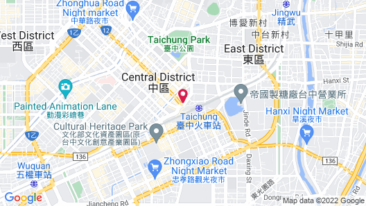 Norway Forest Travel hotel 1 Taichung Map