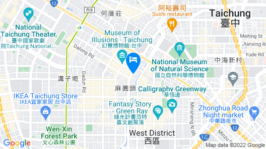 The Carlton Map